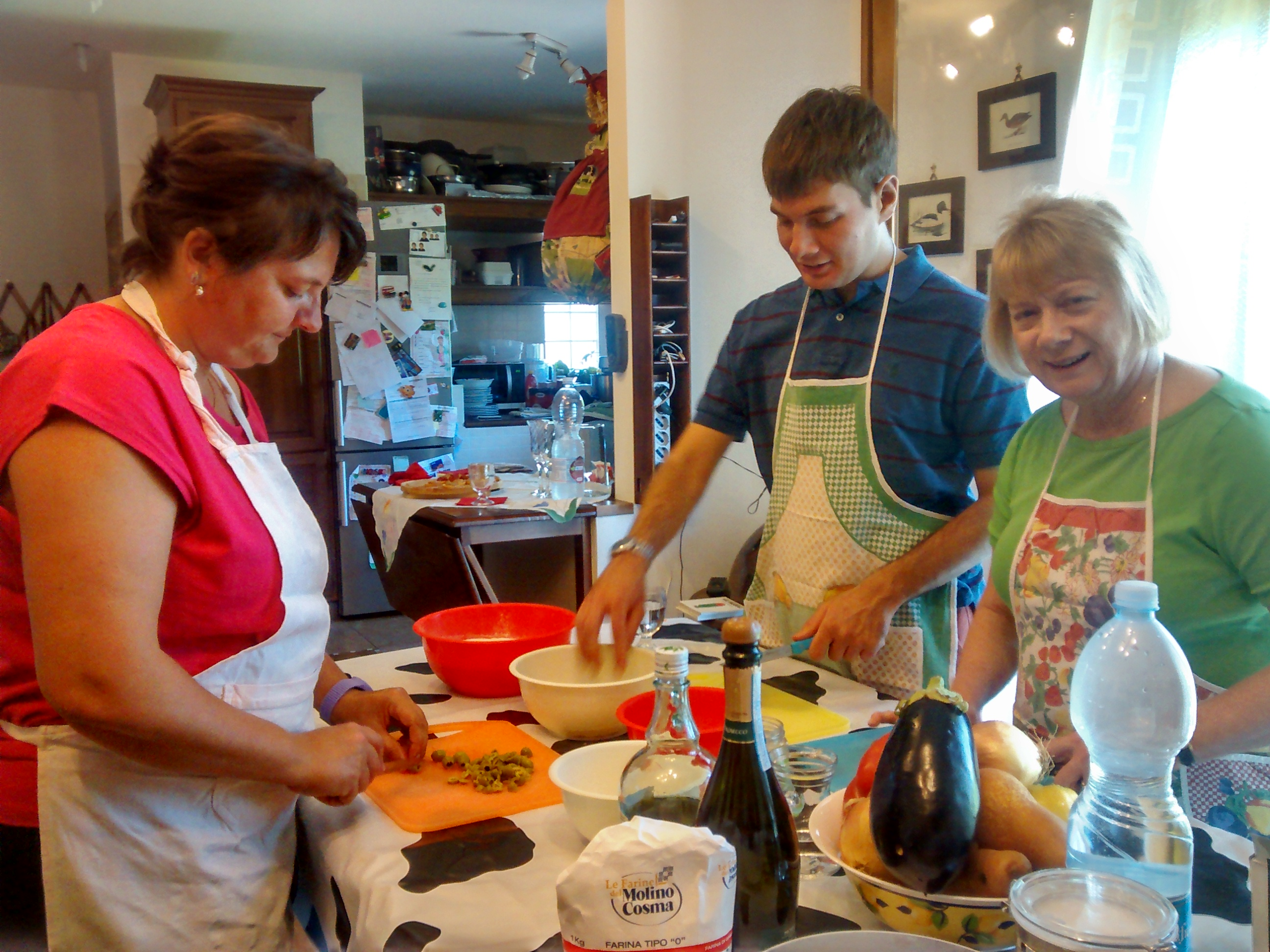 one day cooking classes in italy