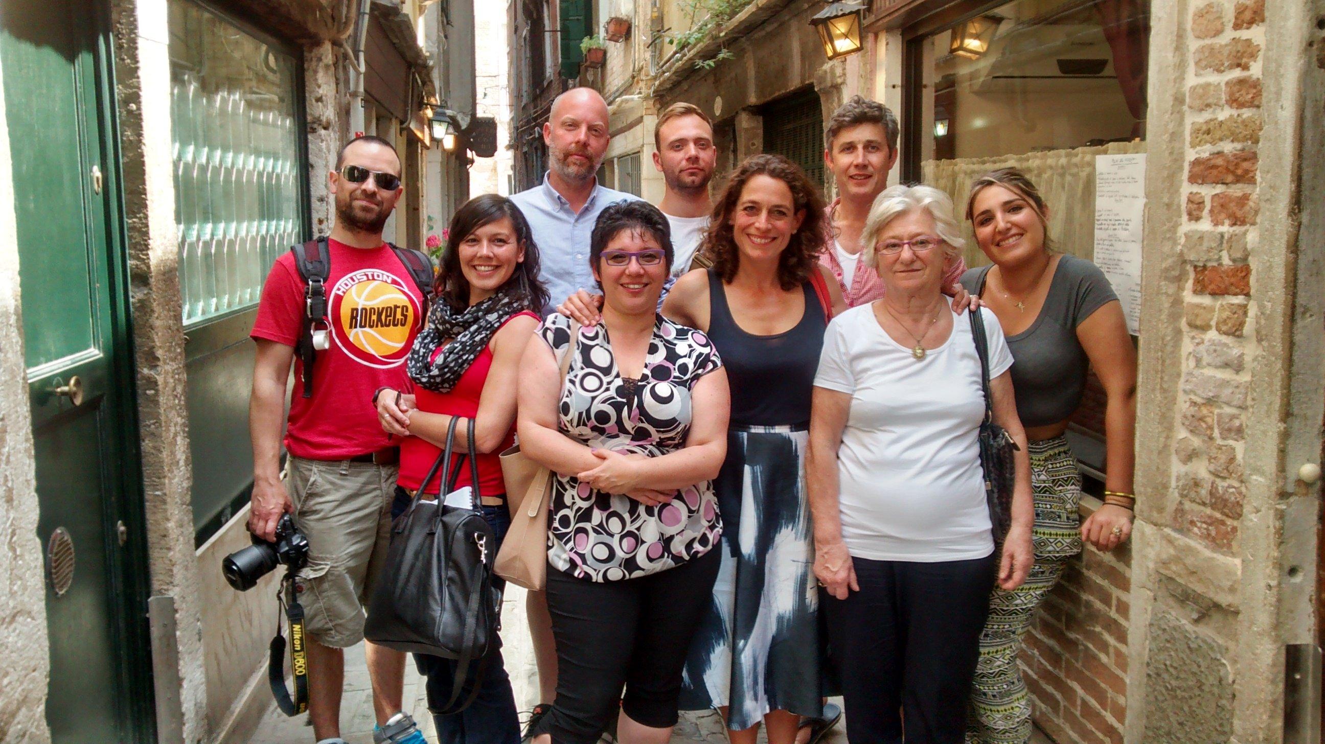 Secret Italy in Venice with Alex Polizzi & Cook In Venice