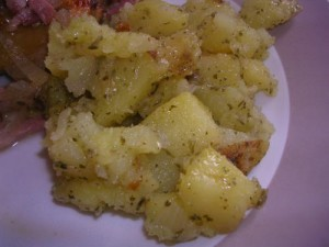 Patate alla Veneziana by CookInVenice