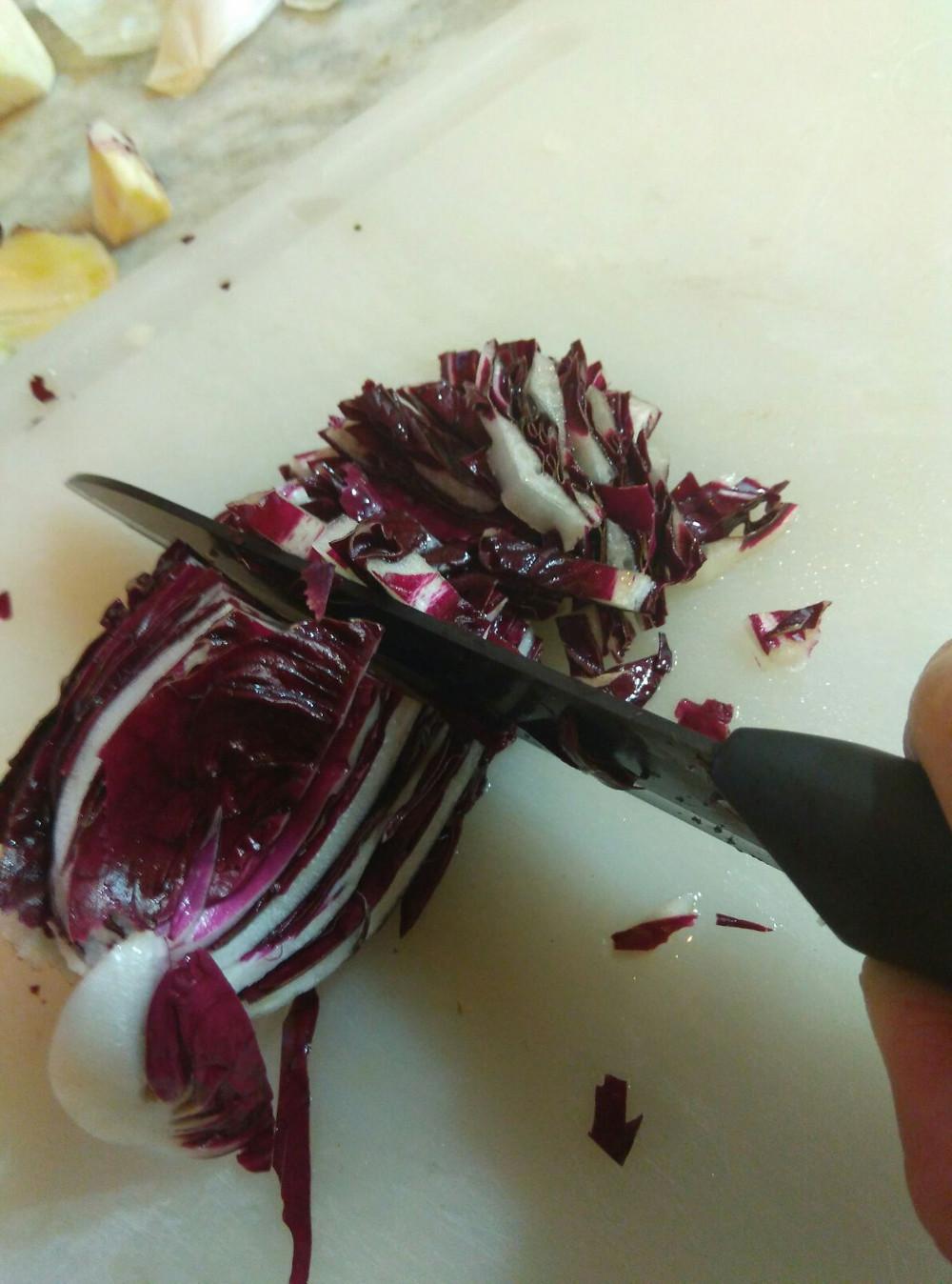 radicchio starter recipe