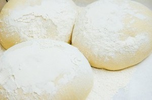 Pizza dough by joshbouse