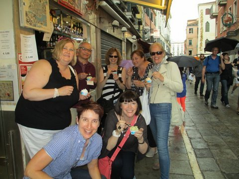 walking food tour venice italy
