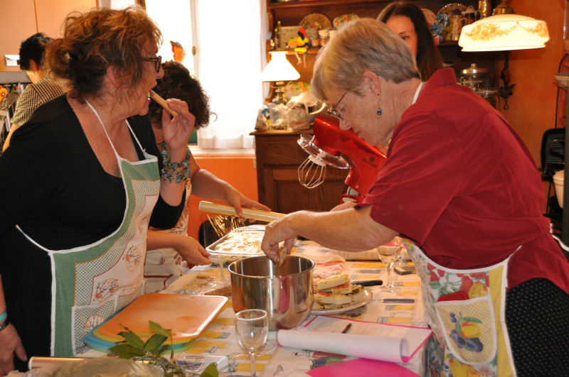 take a cooking class in Venice