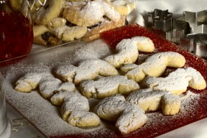 italin oil cookies