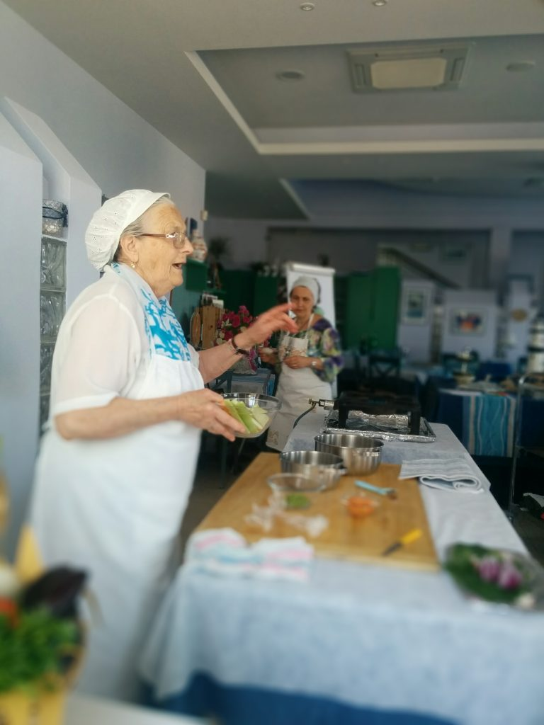 cooking class in romagna