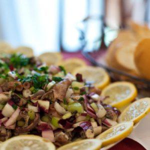 Italian Octopus Salad