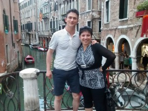 Jonathan Tucker and Cook In Venice Tours