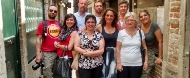 Secret Italy in Venice with Alex Polizzi & Cook In Venice