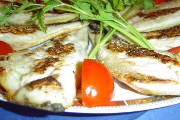 Venetian Grilled Seabass