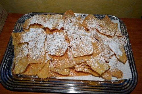 Italian Carnival desserts