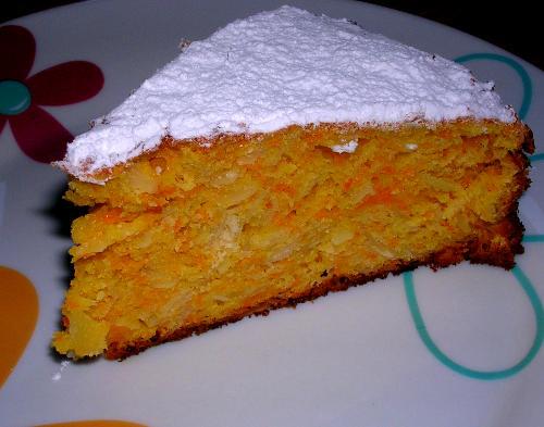 Italian Carrot Cake - Torta di Carote