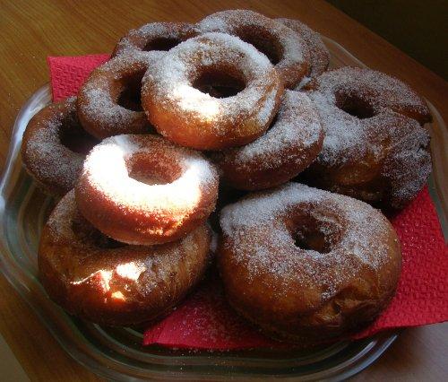 Ciambelle - Ring Doughnuts