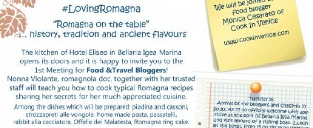 Food & Travel Blogger Meet up #lovingromagna