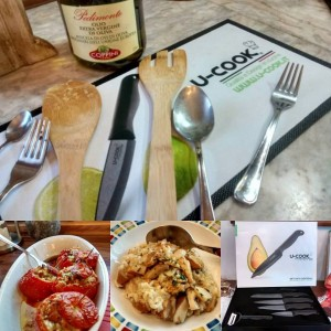 U-Cook Italia - first lesson