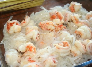 Sweet and sour Prawns by Cook In Venice