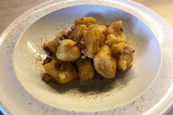 Pumpkin Gnocchi by Tutti Possono Cucinare