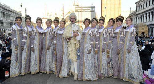 VENICE CARNIVAL: COOK IN VENICE & FESTA DELLE MARIE